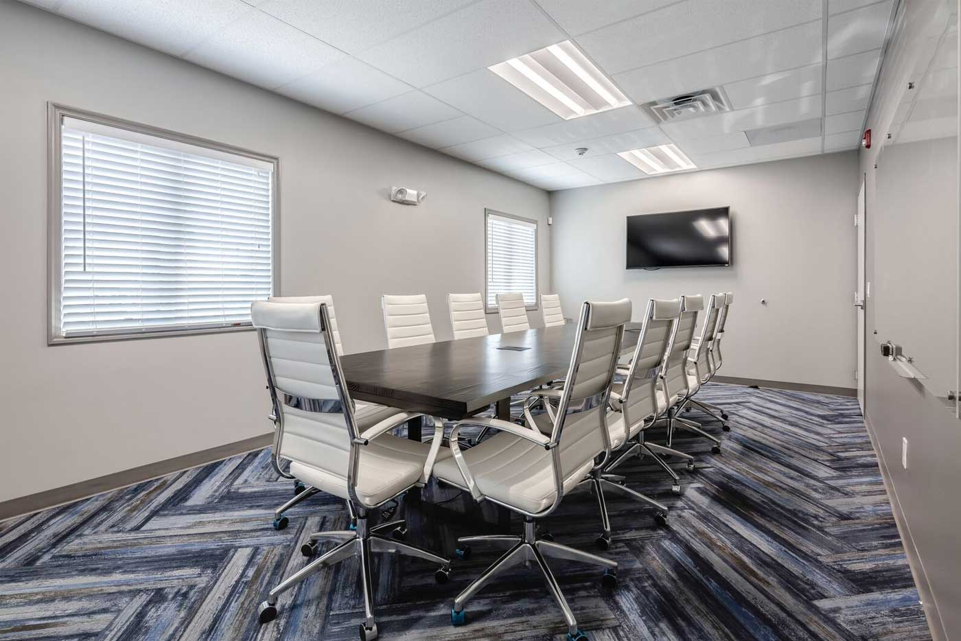 Victory Bay Facility Conference Room