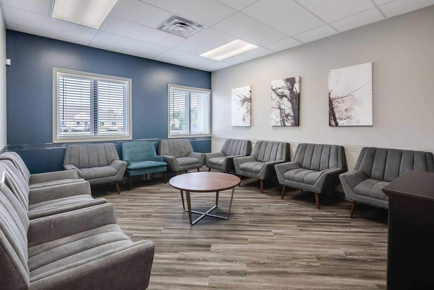 Victory Bay Facility Group Meeting Room